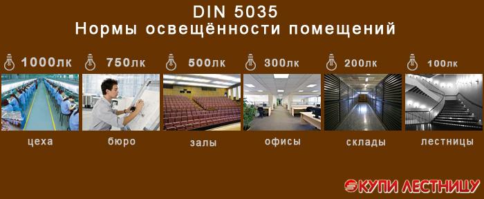 DIN 5035 ����� ������������