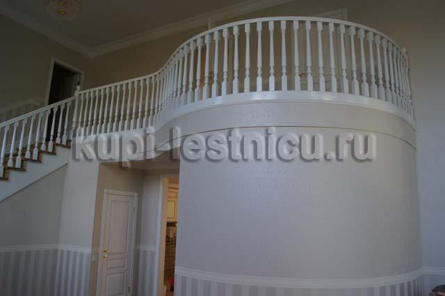 Перила для лестниц — лучшие идеи дизайна и оптимальные