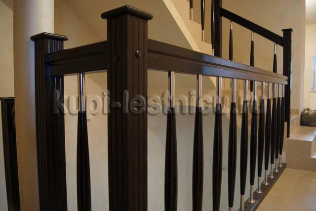 Деревянные лестницы — изготовление на заказ в Самаре