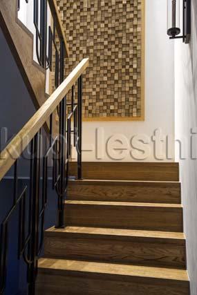 Комплектующие для лестниц, купить деревянные элементы в