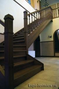 лестницы на титеве