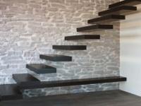 Как устроены лестницы для дома на