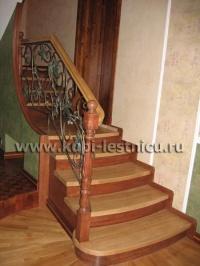 лестницы с ковкой