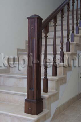 Всё для лестниц - Комплектующие для лестниц из дерева