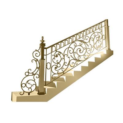 Купить резную деревянную балясину #102 для лестницы