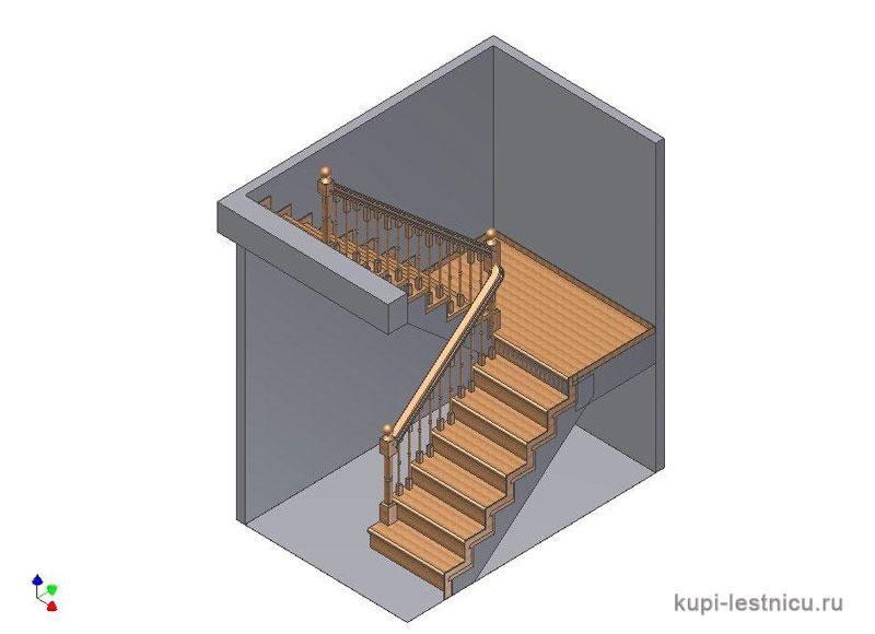 Фото лестниц на второй этаж в частном доме своими руками расчет фото 33