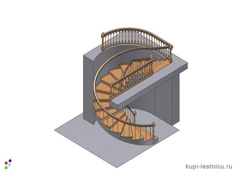 Скачать Рабочий Проект Лестницы - cloudpod