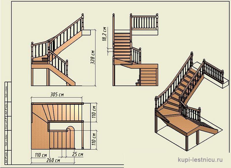 Программа лестницы расчет скачать бесплатно