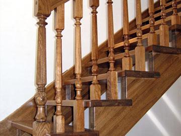 Лестницы на косоурах своими руками фото