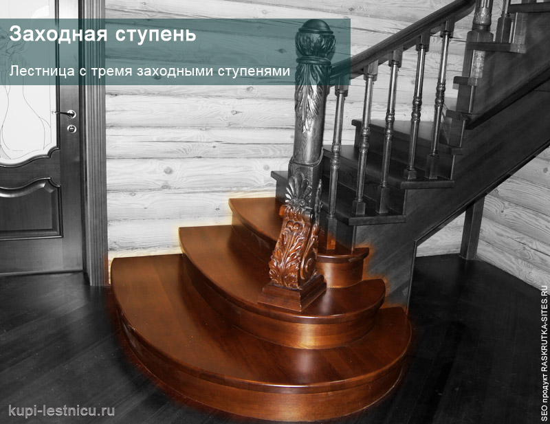 Кованые перила и ограждения для лестниц - цена и фото