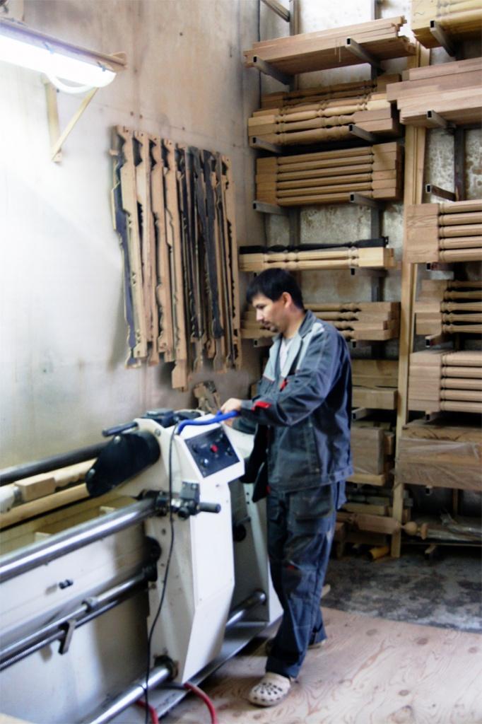 Балясины деревянные в Вартемягах – цены, фото, отзывы